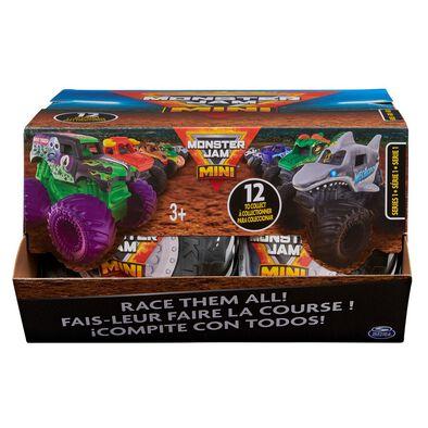 Monster Jam Mini Vehicles - Assorted