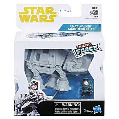 Star Wars Micro Force Vehicle Packs - Assorted