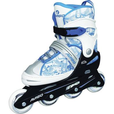Avigo Mid Level Inline Skate Boy (M)