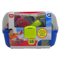 BRU Pre-School 18 Piece Tool Box