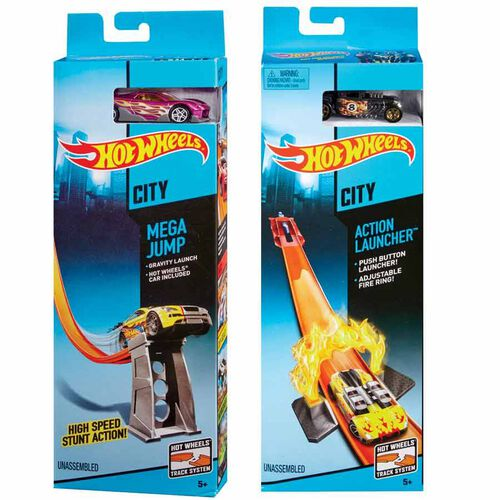 Hot Wheels Trackset - Assorted