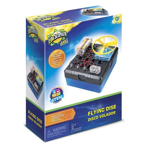 Edu Science Lab Flying Dise