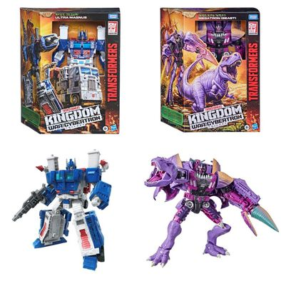 Transformers Generations War for Cybertron Kingdom Leader - Assorted