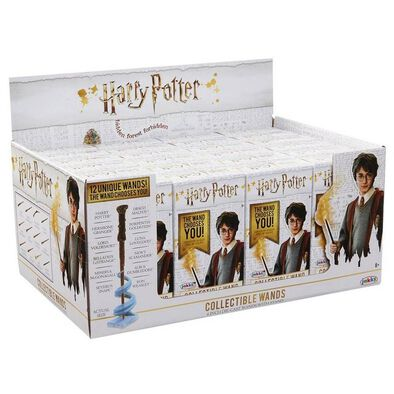 Harry Potter Wizarding World Diecast Wands Wave 2