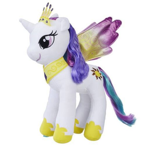 My Little Pony Large Hair Plush - Assorted