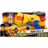 X-Shot Reflex Revolver TK-6