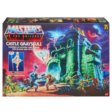 Masters of The Universe Hyper Retro Grayskull Playset