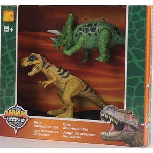 Animal Zone Articulated Dinosaur - Assorted