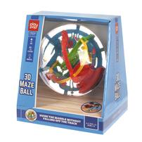 Play Pop 3D Maze Ball Strategy Game
