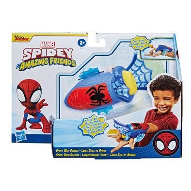 Marvel Spidey & His Amazing Friends Spidey Web Slinger