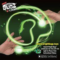 Fun Bright Bugz V-Light