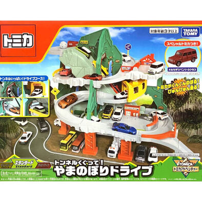 Takara Tomy Tomica Adventure Drive (1St Version)