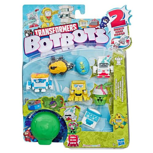 Transformers BotBots Toys Lawn League Mystery 8-Pack Series 1 - Assorted
