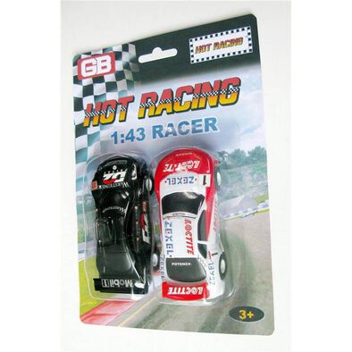 Road Race Vehicle 2 Pack