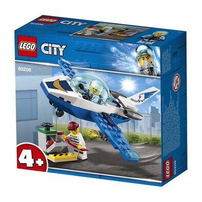 LEGO City Sky Police Jet Patrol 60206
