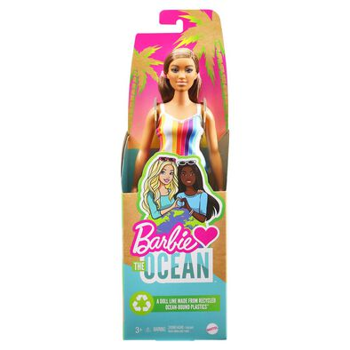 Barbie Loves The Ocean Core Doll - Assorted