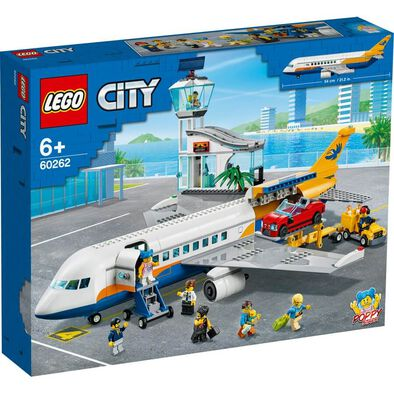 LEGO City Airport Passenger Airplane 60262