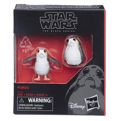 Star Wars E8 Bl Porg