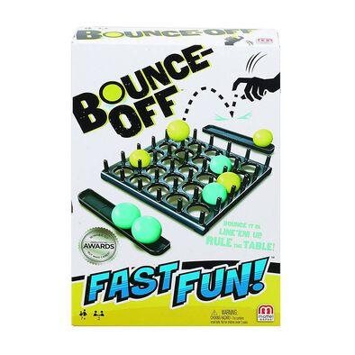 Fast Fun Bounce Off