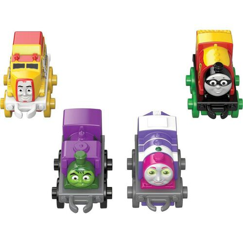 Thomas & Friends Themed Minis 4-Pack - Assorted