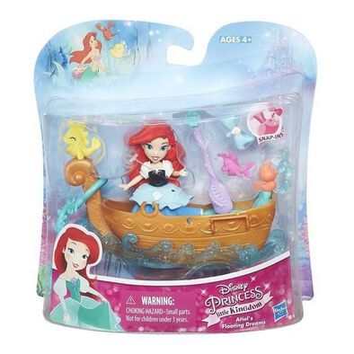 Disney Princess Small Doll Vehicle - Assorted