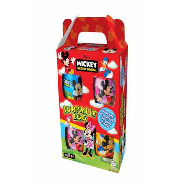 Disney Mickey Mouse Surprise 4 Egg Packs