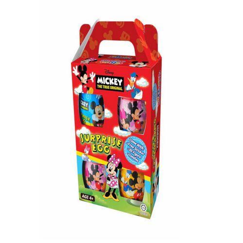 Disney Mickey Mouse Surprise 4 Egg Packs