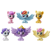 My Little Pony My Baby Mane 6