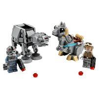 LEGO Star Wars AT-AT™ vs Tauntaun Microfighters 75298