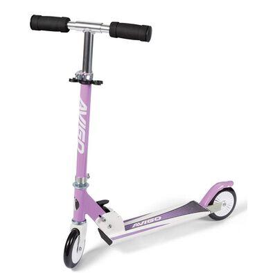 Avigo Folding Scooter (Purple)