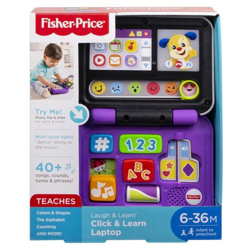 Fisher-Price Laugh & Learn Laptop