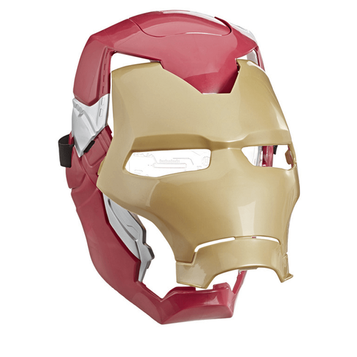 Marvel Avengers Iron Man Flip FX Mask