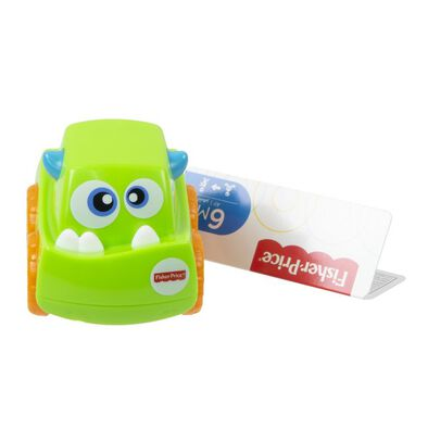 Fisher-Price Infant Mini Monster Vehicle Asst