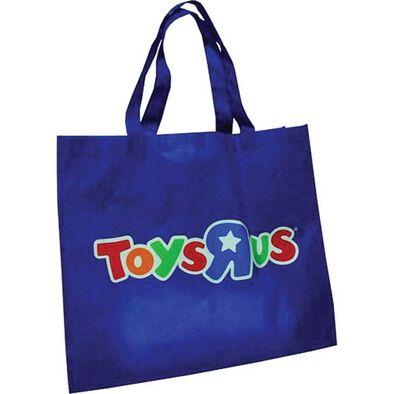 "Toys""R""Us Blue Reusable Tote Bag"