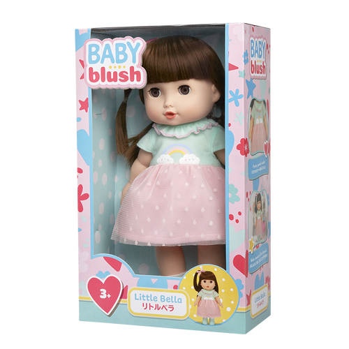 Baby Blush Little Bella Doll