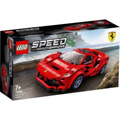 LEGO Speed Champions Ferrari F8 Tributo 76895