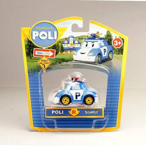 Robocar Poli Poli Diecast