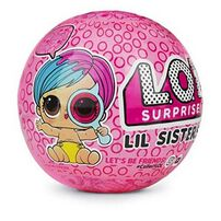 L.O.L. Surprise! LIL SIS S4