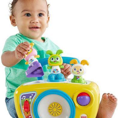 Fisher-Price Infant Bright Beats Boom Box