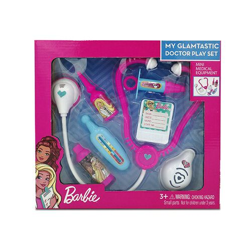 Barbie My Glamtastic Doctor Set