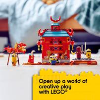 LEGO Minions Kung Fu Battle 75550