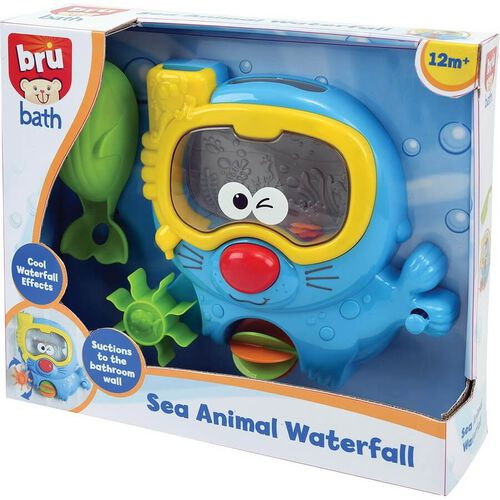 BRU Sea Animal Waterfall