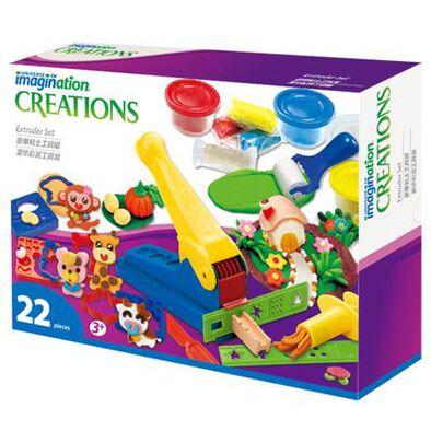 Universe Of Imagination Extruder Dough Set