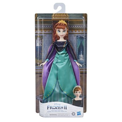 Disney Frozen 2 Queen Anna Reveal