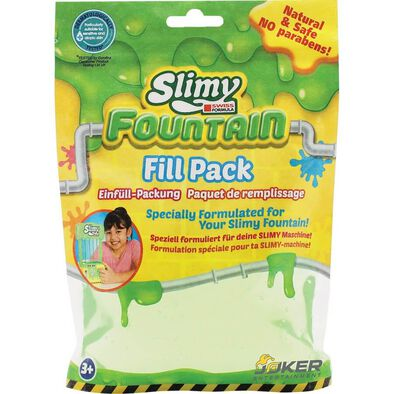 Slimy Fountain Fill Pack