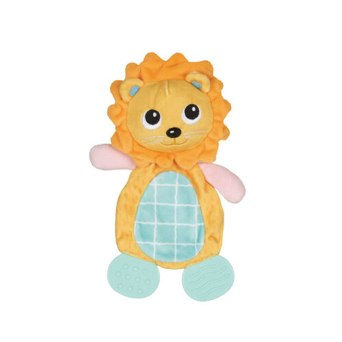 Top Tots Soft Animal Teether Assorted