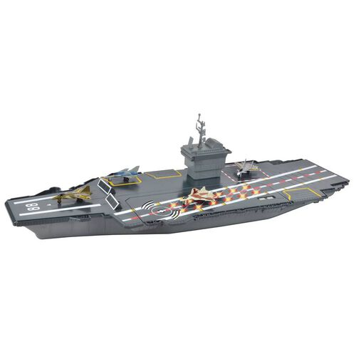 """True Heroes 31"""" Electronic Aircraft Carrier"""