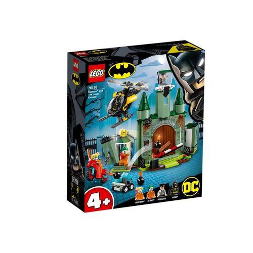 LEGO DC Batman and The Joker Escape 76138