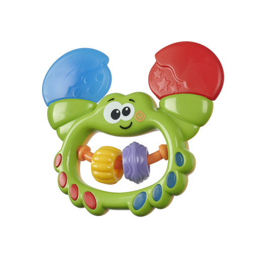 Top Tots Happy Crab Teether