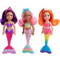 Barbie Small Mermaid Doll - Assorted